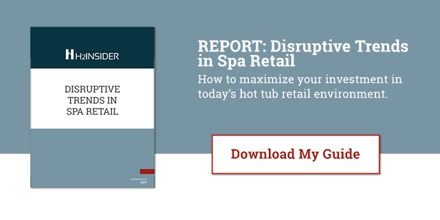 Download the Disruptive Trends in Spa Retail Report