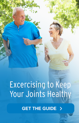 Exercising to Keep Your Joints Healthy