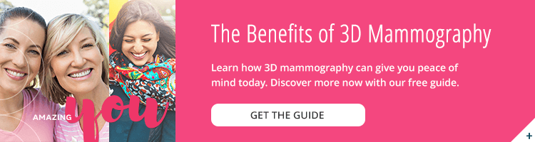 The Benefits of 3D Mammography