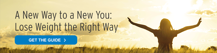 A New Way to a New You: Lose Weight the Right Way