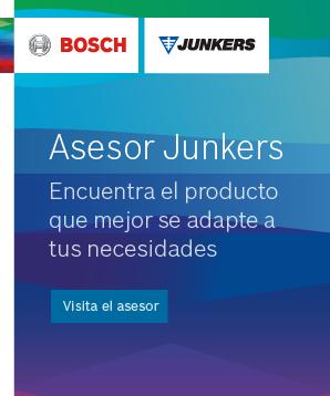 Asesor Junkers, Encuentra el producto que se adapta a tus necesidades