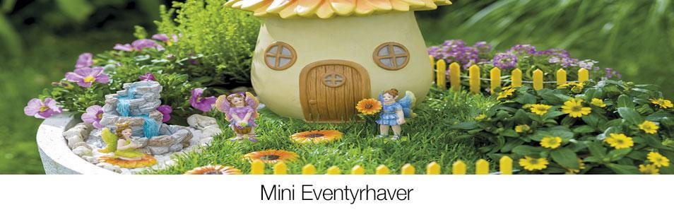 Køb Mini eventyrhaver hos Plantorama