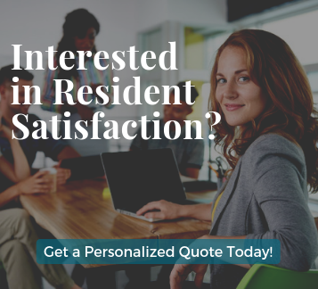 Resident Satisfaction Quote