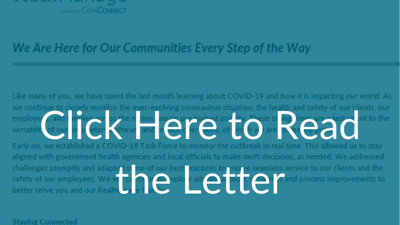 COVID 19 Executive Letter