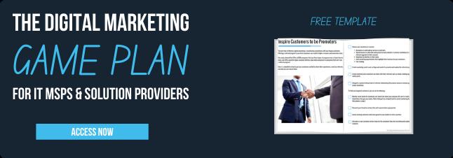 Digital Marketing MSPs