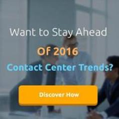Contact Center Trends for 2016