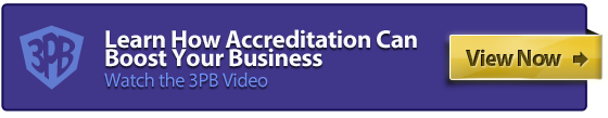 learn about 3PB accreditation
