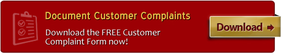 Get the FREE Customer Complaint Form Download