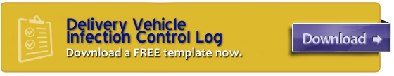 Download the FREE Delivery Vehicle Infection Control Log template