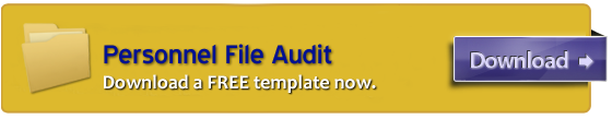 Download the FREE Personnel File Audit template