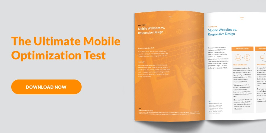 The Ultimate Mobile Optimization Test
