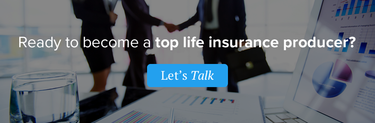 Top life insurance producer