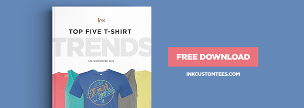 Free Download - Top 5 T-Shirt Trends