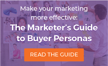 The Marketer's Guide to Buyer Personas: Read the Guide