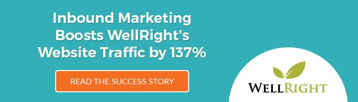 Inbound Marketing Case Study | WellRight