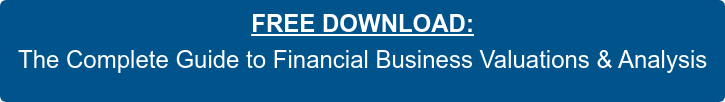 FREE DOWNLOAD:  Our Complete Guide to Financial Business Analysis  Not only does proper valuation help you understand your business in a more  robust way,  but it helps you obtain funding, more sales, and growth.