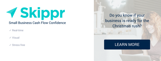 Skippr - business cash flow confidence