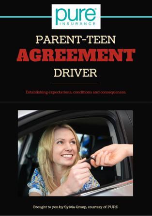 SEND ME THE PARENT-TEEN AGREEMENT