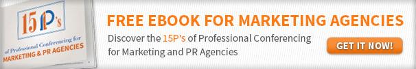 marketing agency conferencing ebook
