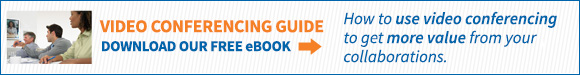 How to use Video Conferencing. Download the guide.