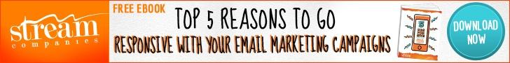 Top 5 Reasons To Go Responsive With Your Email Marketing Campaigns