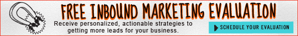 Complimentary Inbound Marketing Evaluation