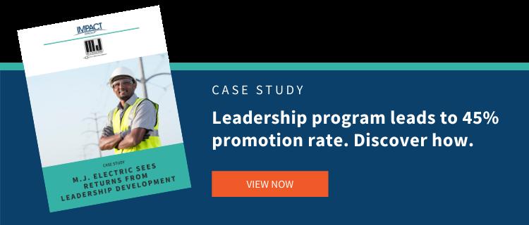 Career Coaching Case Study, IMPACT Group