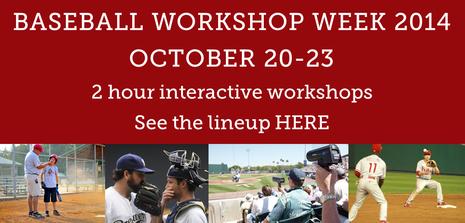 baseball learning workshops