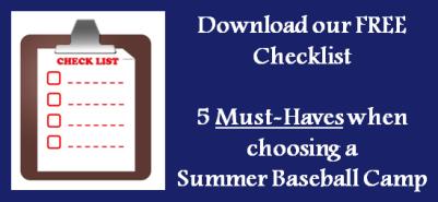 summer camp baseball
