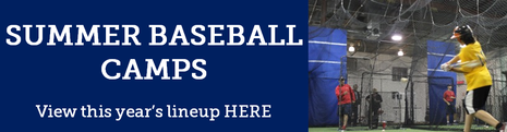 Summer baseball camps