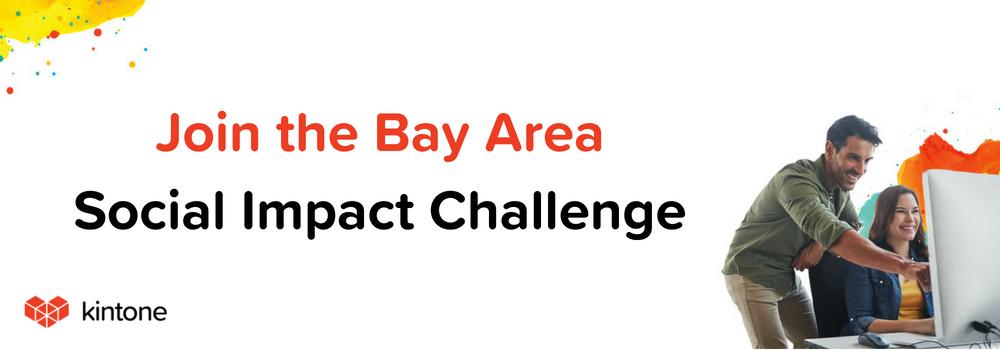 Join Kintone Social Impact Challenge