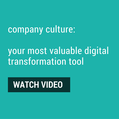 company culture digital transformation