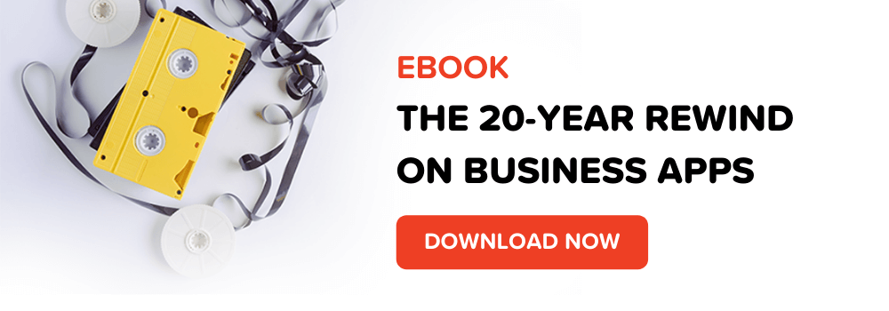 The 20-year rewind on business apps ebook cta