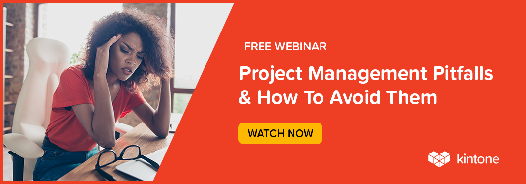 [Webinar] Project Management Pitfalls & How To Avoid Them