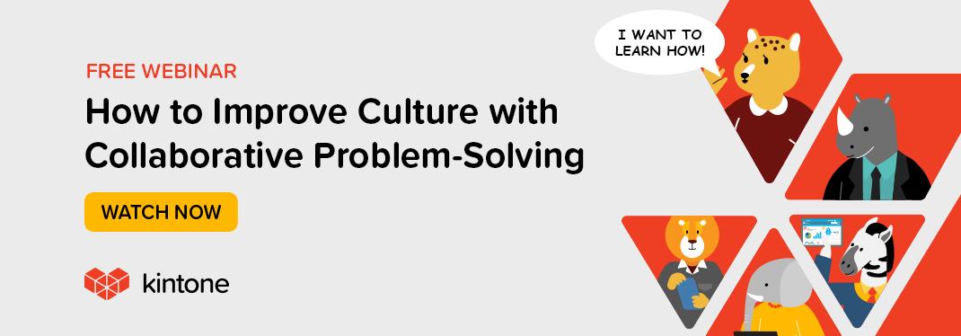 [Free Webinar] How To Improve Collaborative Problem-Solving