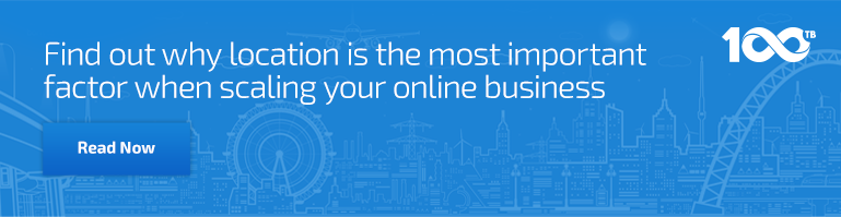 Find out why location is the most important factor when scaling your online business