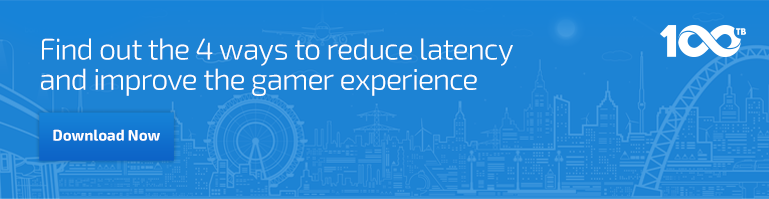 Find out the 4 ways to reduce latency and improve the gamer experience