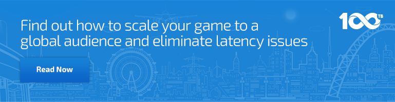 Find out how to scale your game to a global audience and eliminate latency issues