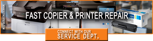 Copier Printer Repair Minneapolis St. Paul MN