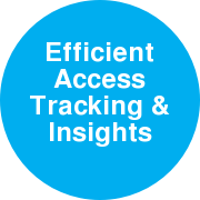 Efficient Access Tracking & Insights