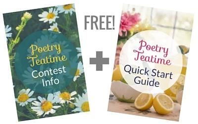 Poetry Teatime Contest Info plus Quick Start Guide