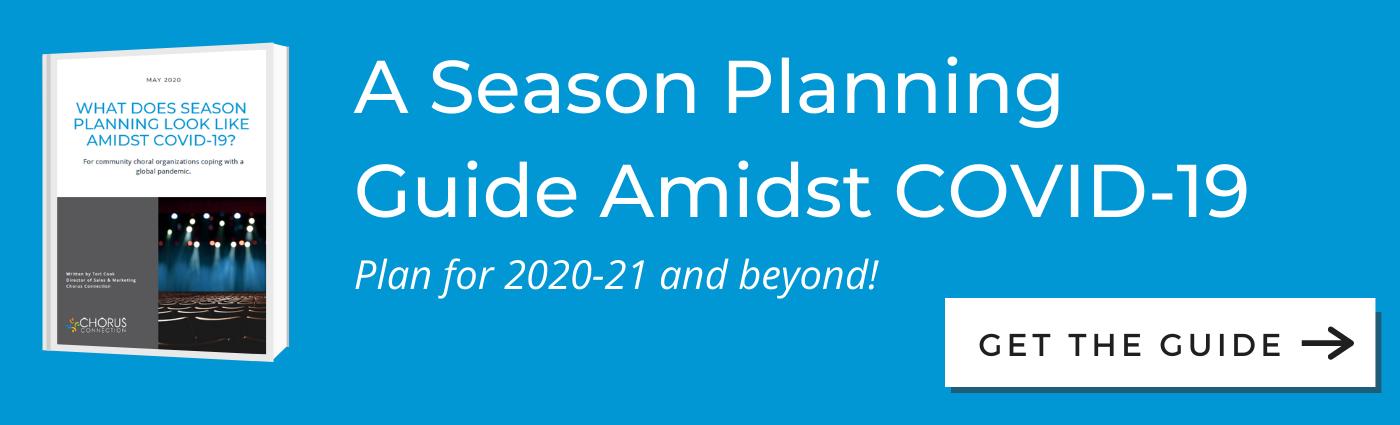 season planning guide for choruses