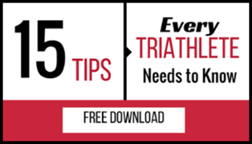 Experience Triathlon Tri tips e-guide