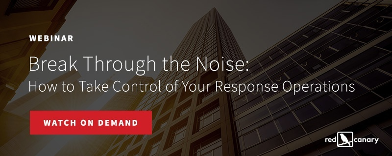 View On-Demand Webinar: Incident Response
