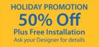 Web Promotion - 50% off