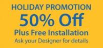 Web Promotion - 50% off