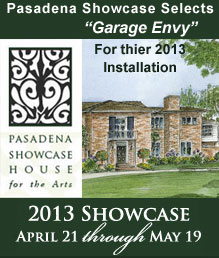 Garage Envy at Pasadena Showcase 2013