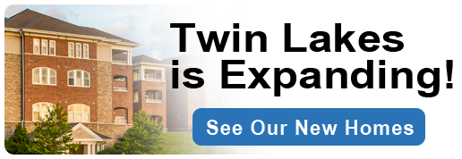 Twin Lakes is Expanding