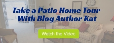Virtual Patio home tour at Twin Towers Senior Living