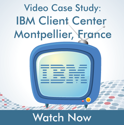Watch the IBM Client Center Montpellier Video Case Study Today